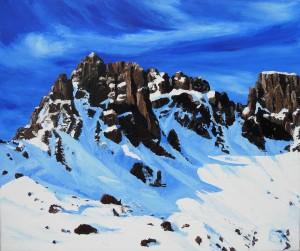 HUILE dans Huile 198.les-hautes-alpes-les-aiguilles-de-chabrieres-huile-55x46cm1-300x251